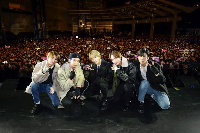 TXT 単独ライブ 2021年 日本 韓国 日程